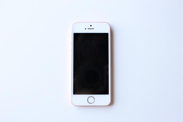 iPhone修理屋で修理したiPhone